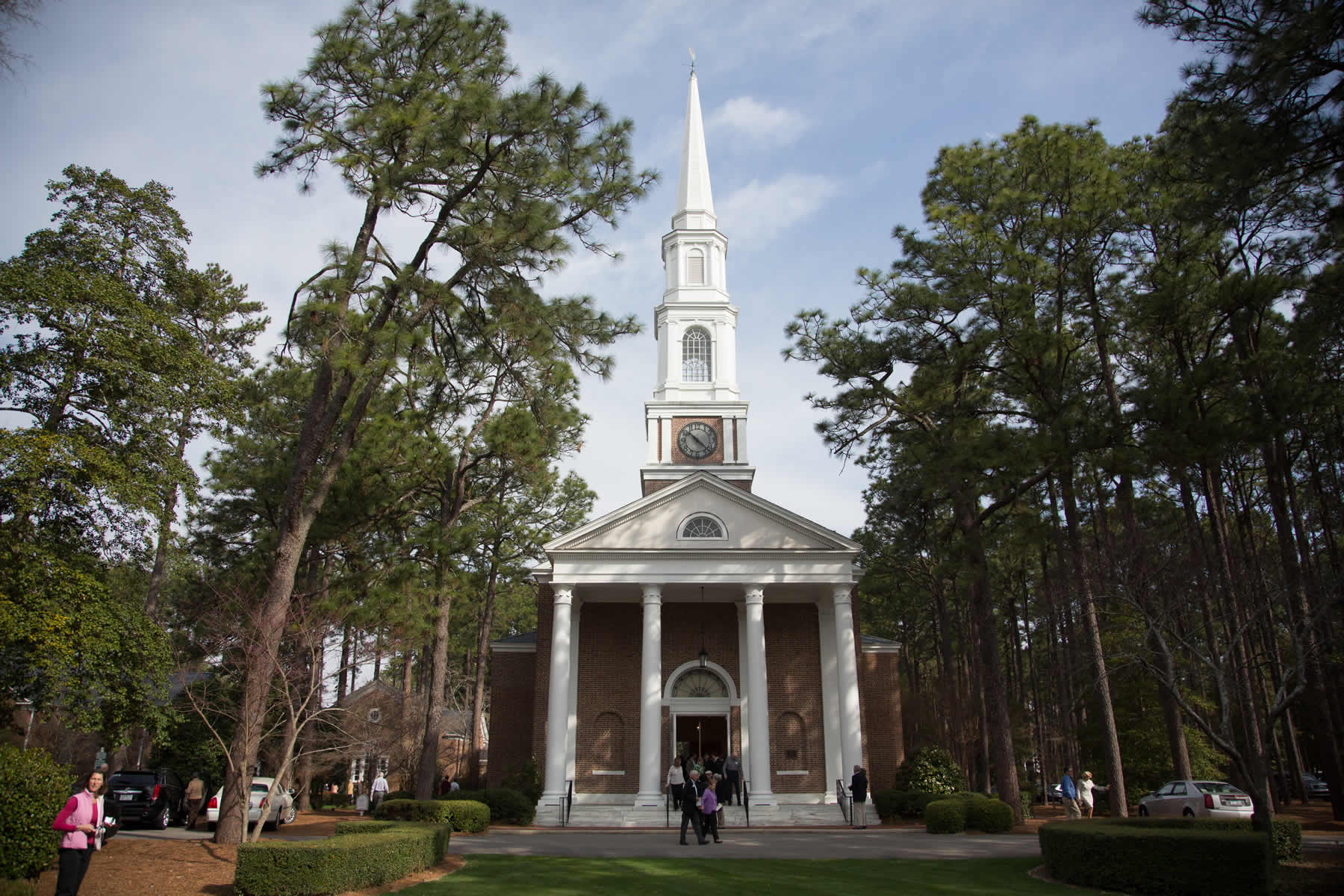 The Village Chapel Pinehurst NC
