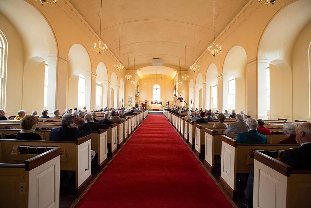 Worship in Pinehurst NC